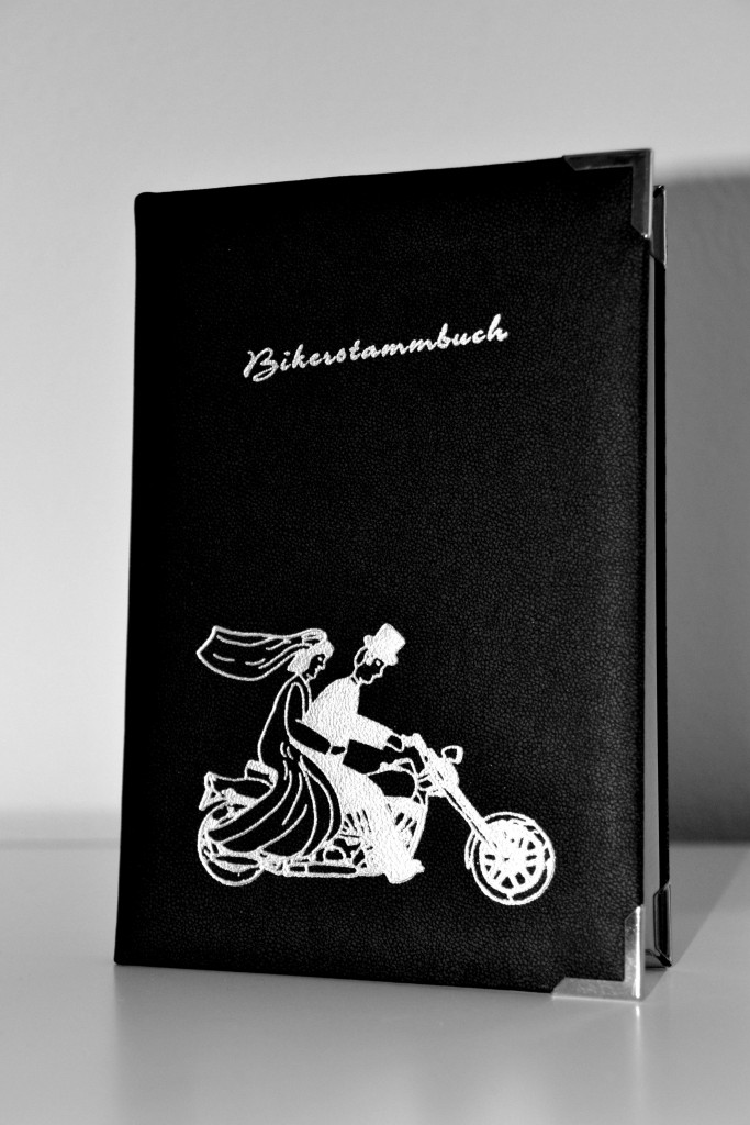 Stammbuch Moped